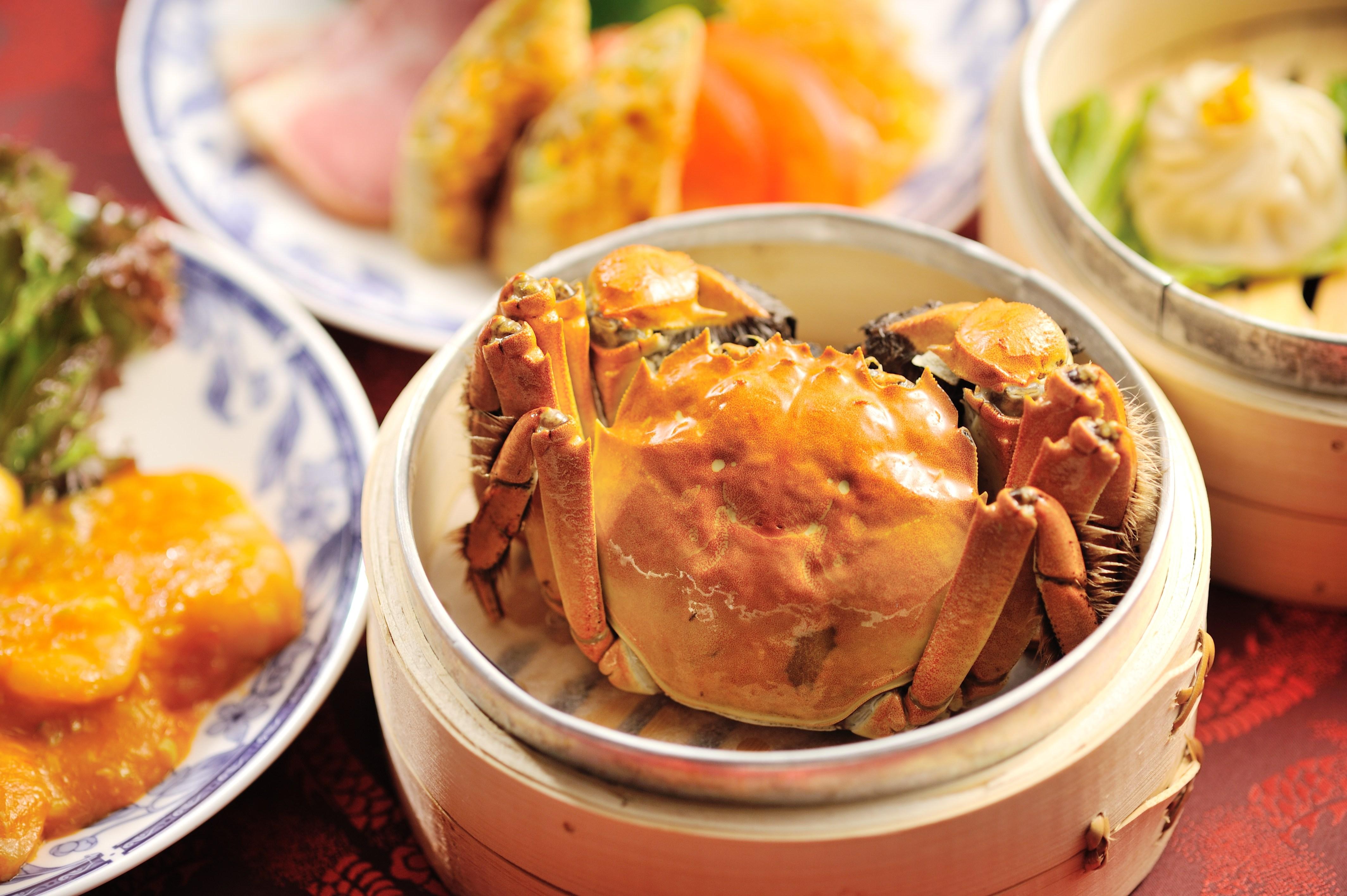 上海蟹(寄り)