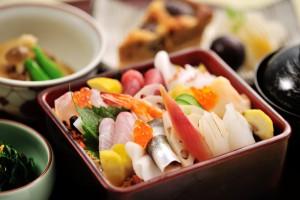 1610ちらし寿司(寄り)