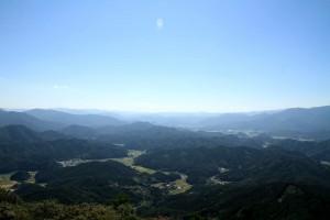④内山展望台
