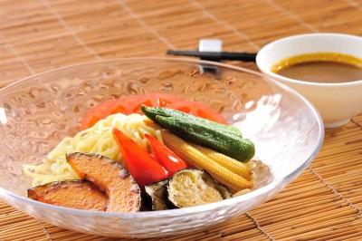 冷麺カレー2